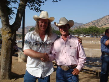 Rodeo Announcer