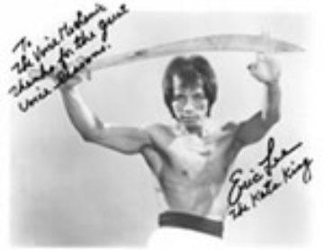 """Eric Lee<br>""""The King Of Kata""""<br>Champion of the World"""