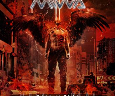 MIWA - HELL IS REAL - Featuring Miwa - Sean Lee- Billy Sheehan - Mitch Perry - Sean Elg - web