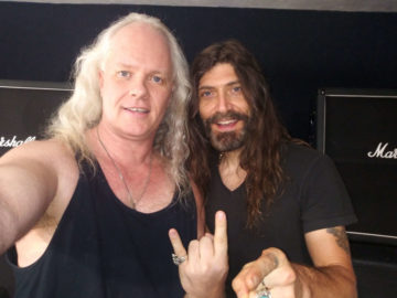 WHITESNAKE@michaeldevin