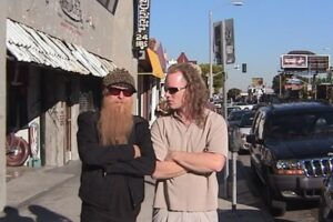 Sean Lee & Billy Gibbons 1990's